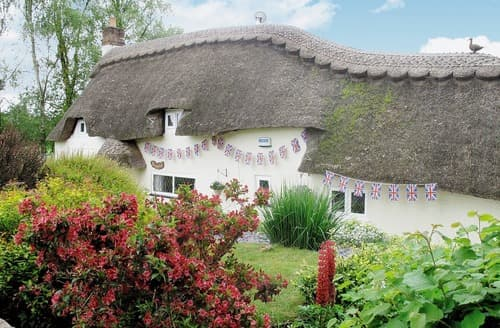 Big Cottages - Excellent Ringwood Cottage S14132