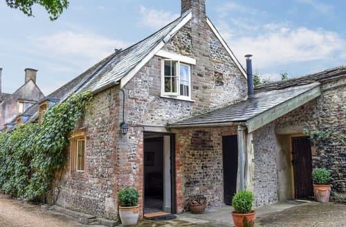 Last Minute Cottages - Lovely Dorchester Cottage S19775