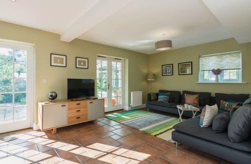 Big Cottages - Lovely Burley Cottage S39566
