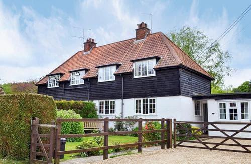 Big Cottages - Attractive Burley Cottage S14084