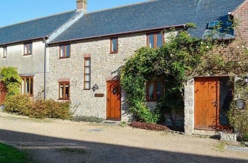 Big Cottages - Delightful Bridport Cottage S19685