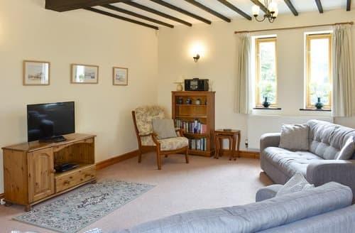 Big Cottages - Lovely Bridport Cottage S19684