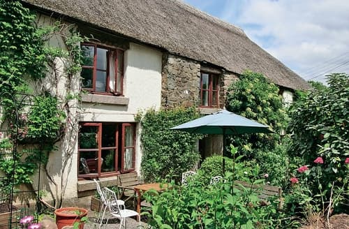Last Minute Cottages - Attractive Newton Abbot Cottage S19351