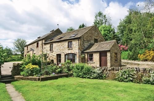 Big Cottages - Wonderful Hope Valley Cottage S16597