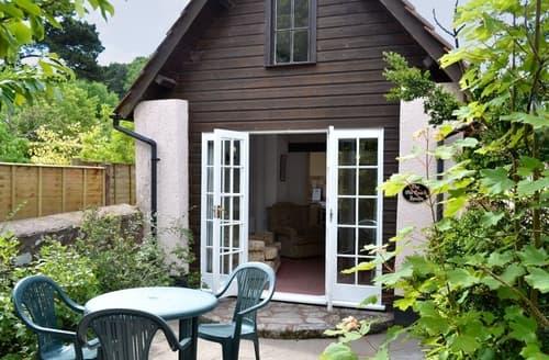 Last Minute Cottages - Luxury Minehead Cottage S20170