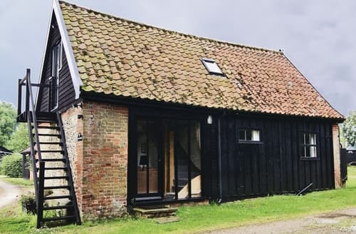 Big Cottages - Beautiful Saxmundham Cottage S17965