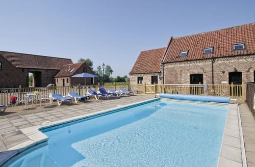 Big Cottages - Luxury King's Lynn Cottage S17465