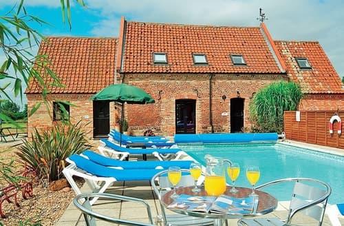 Big Cottages - Charming King's Lynn Cottage S17470