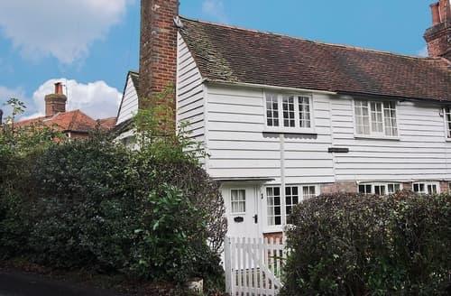 Last Minute Cottages - Wonderful Ashford Cottage S13515