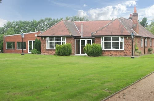 Big Cottages - Lovely Claxton Cottage S15004