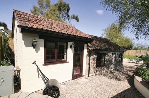 Last Minute Cottages - Inviting Taunton And The Quantocks Cottage S20231
