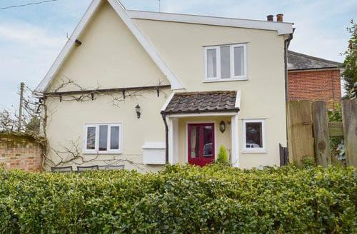 Big Cottages - Luxury Saxmundham Cottage S17967