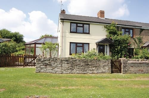 Last Minute Cottages - Splendid Coleford Cottage S16205