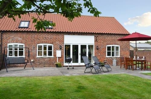 Last Minute Cottages - Stunning Skegness Cottage S15873