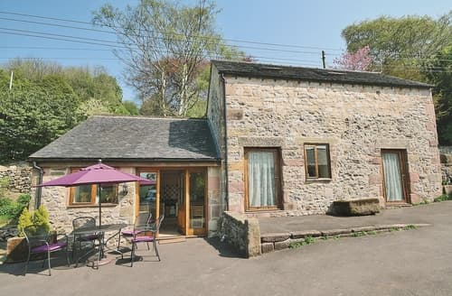Dog Friendly Cottages - Cosy Matlock Cottage S16629