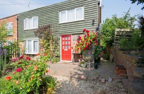 Big Cottages - Attractive Ashford Cottage S13542