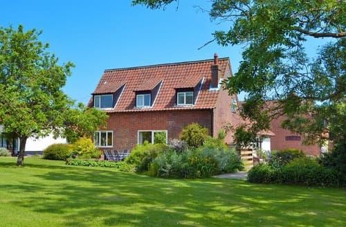 Big Cottages - Delightful Diss Cottage S17792