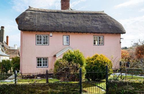 Last Minute Cottages - Excellent Dulverton Cottage S20100