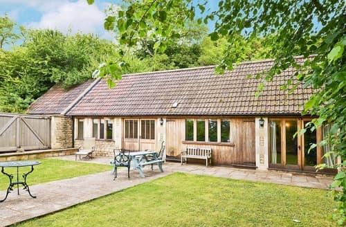 Big Cottages - Luxury Bath Cottage S20010