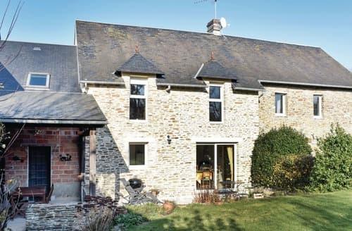 Big Cottages - Splendid St Lo Cottage S118641