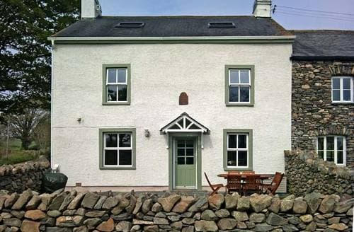 Last Minute Cottages - Wonderful Ulverston Scathwaite S3449