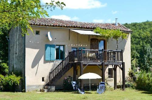 Last Minute Cottages - Luxury Cordes Sur Ciel Cottage S117958