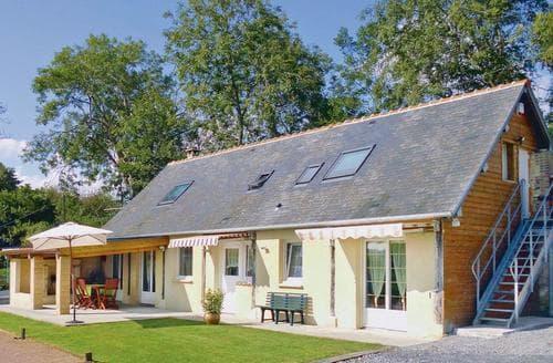 Big Cottages - Tasteful Cabourg Cottage S118476