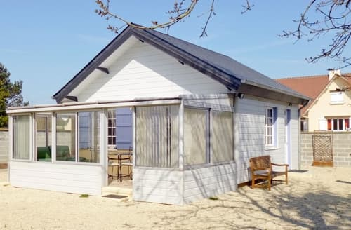 Last Minute Cottages - Charming Cabourg Cottage S118481