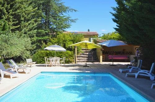 Last Minute Cottages - La Bastide de Jourdans