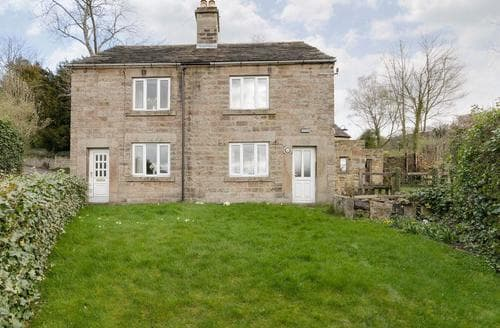 Last Minute Cottages - Luxury Hope Valley Cottage S16605