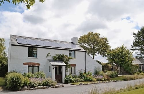 Last Minute Cottages - Captivating Tavistock Cottage S19584