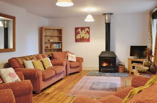 Big Cottages - Superb Totnes Cottage S19528