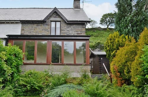 Last Minute Cottages - Adorable Dolwyddelan And Penmachno Cottage S22452