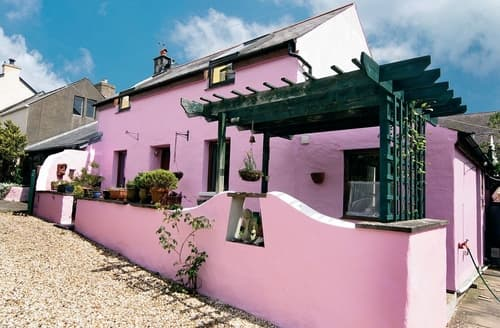 Last Minute Cottages - Inviting Tenby Cottage S21926