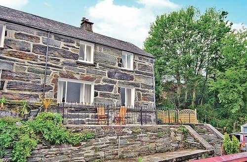Big Cottages - Exquisite Porthmadog Cottage S24762
