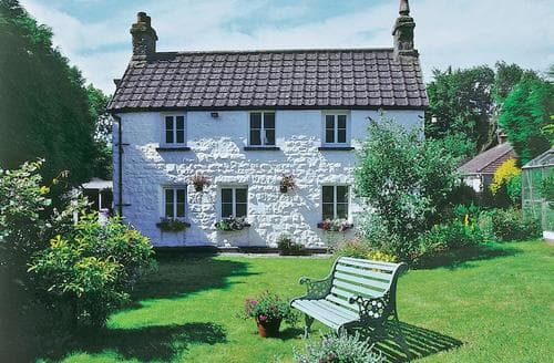 Big Cottages - Cosy Monmouth Cottage S21635