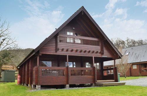 Big Cottages - Tasteful Harlech Cottage S22287