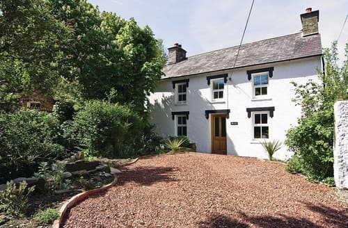 Big Cottages - Excellent Cardigan Cottage S21543