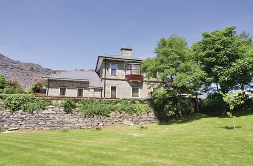 Big Cottages - Superb Blaenau Ffestiniog Cottage S22261