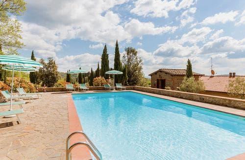Big Cottages - Adorable Chianti Apartment S119702