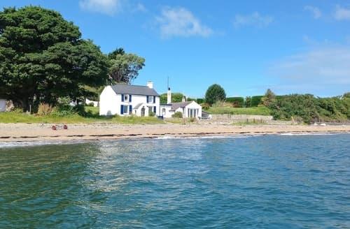 Big Cottages - Excellent Beaumaris Lodge S22053