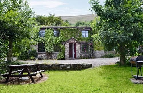Big Cottages - Lovely Brecon Cottage S24558