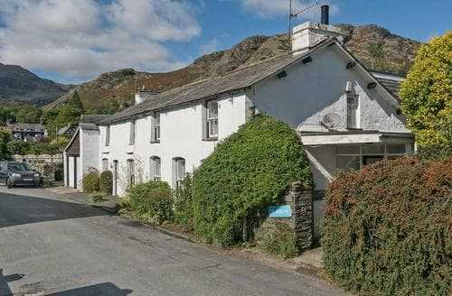 Big Cottages - Excellent Coniston And Grizedale Cottage S18435
