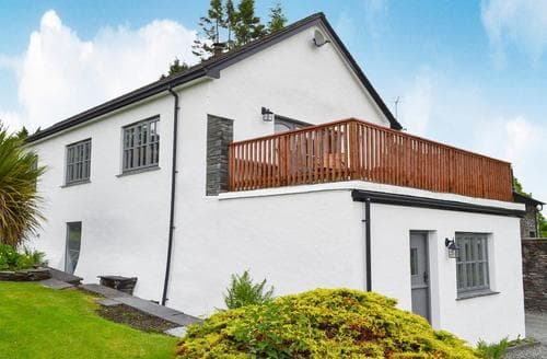 Big Cottages - Tasteful Hawkshead, Near And Far Sawrey Cottage S18507