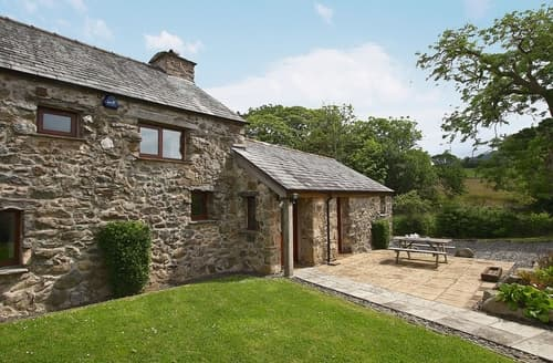 Big Cottages - Superb Eskdale Cottage S18460