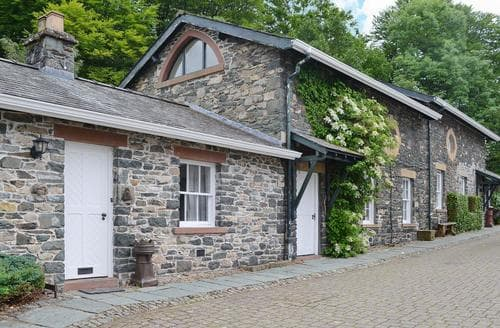 Last Minute Cottages - Luxury Keswick Cottage S18545