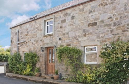 Big Cottages - Beautiful Bamburgh Cottage S14431