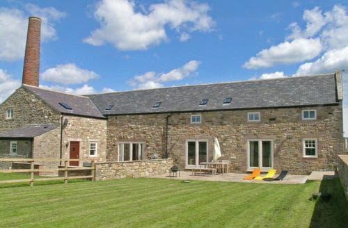 Big Cottages - Superb Bamburgh Cottage S14437