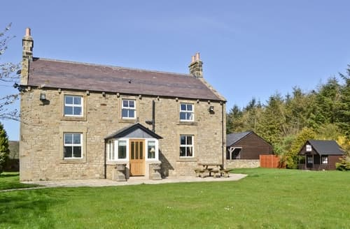 Last Minute Cottages - Heathery Edge Farm