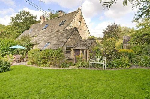 Last Minute Cottages - Gorgeous Cheltenham Cottage S16116